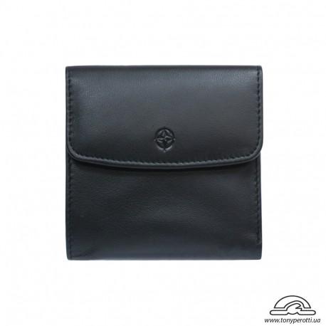 Кошелек женcкий кожа TONY PEROTTI 5087-10 черный