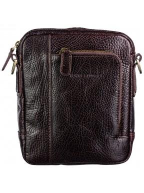 Барсетка мягкая Tony Bellucci 5154-886 коричневый флотар