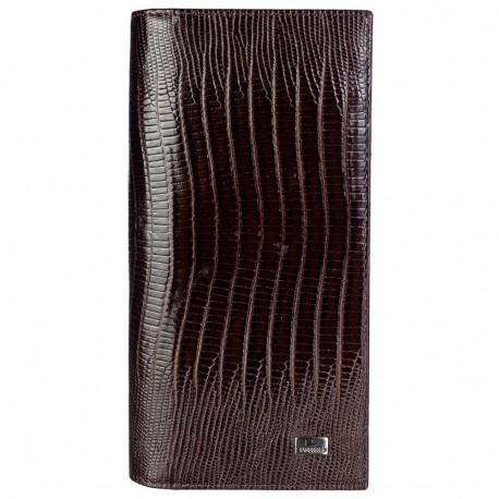 Портмоне кожа Desisan 735-142 коричневый лазер