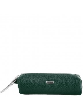 Ключница кожа Desisan 207-314 зеленый флотар