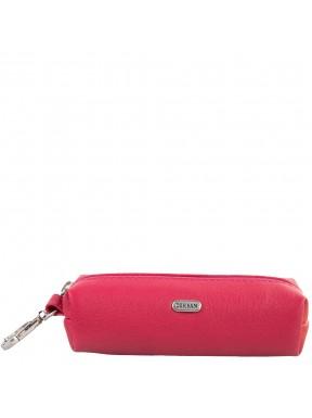 Ключница кожа Desisan 207-369 розовый флотар