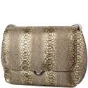 Сумка женская кожа Desisan 3122-735 золото узор