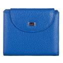 Кошелек женский кожаный Desisan 755-607 ярко-синий флотар
