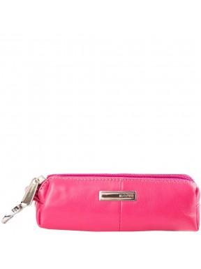 Ключница кожа KARYA 436-040 розовый