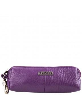 Ключница кожа KARYA 436-242 фиолетовый