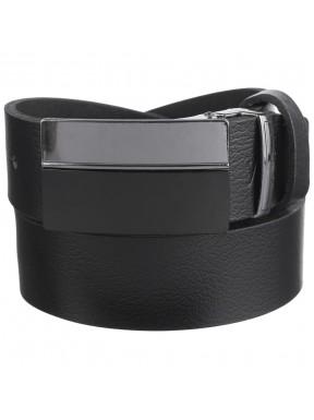 Ремень кожаный 2011Y.S.K. с защелкой 580-1
