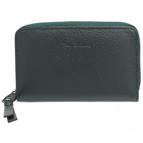 Кошелек женский кожаный Tony Bellucci T855-1005 зеленый