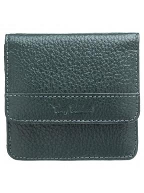 Кошелек женский кожаный BOND 555-1005 зеленый