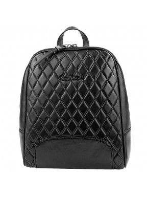 Рюкзак кожаный TONY BELLUCCI 0135-101 черный