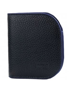 Кошелек женский кожаный BOND 558-1170 синий