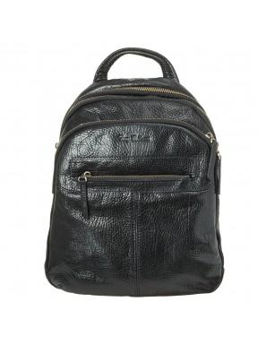 Рюкзак кожаный TONY BELLUCCI 5116-893 черный