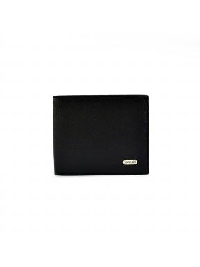 Портмоне кожа CANPEL 1044-7 черный флотар