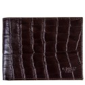 Портмоне кожаное GRASS 301-30 коричневый кроко