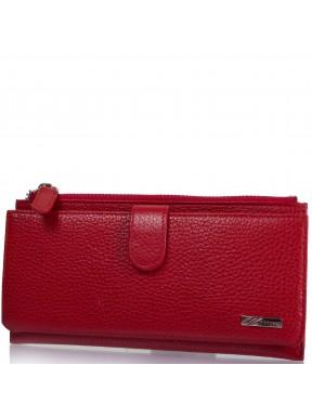 Кошелек женский кожаный Desisan 732-4 красный флотар