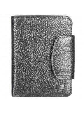 Кошелек женский кожаный Desisan 086-669 серебро