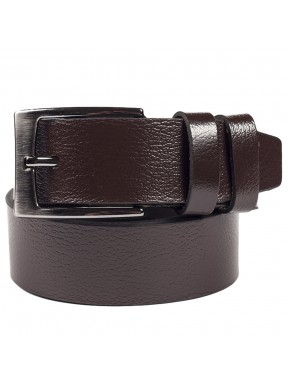 Ремень кожаный GRASS джинсы 4см 4-2009-02 коричневый