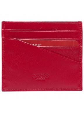 Кредитница кожа GRASS 551-5 красный