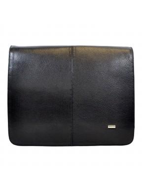 Сумка мягкая А4 формат 1319-01 черный флотар